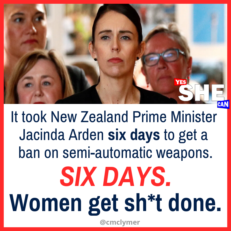 Women get sh*t done